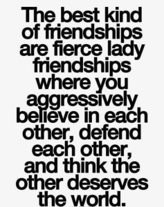 Lady Friendships